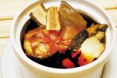 Món ăn tốt cho phái đẹp từ dê