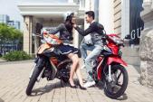 Xe máy Honda tưng bừng khuyến mãi đón tết Ất Mùi