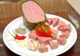 Mâm cơm ngày Tết thêm hấp dẫn với món giò bò thơm ngon