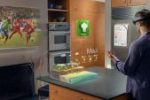 Kính thực tế ảo HoloLens: Khoa học không còn viễn tưởng