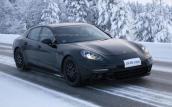 Porsche Panamera mới lộ diện trên đường thử