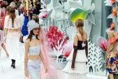 Loạt ảnh không thể bỏ lỡ ở tuần lễ thời trang Paris