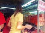 Hàng bánh mì Sài Gòn
