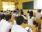 SGK điện tử đến với học sinh dân tộc thiểu số Thái Nguyên
