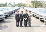 Viettel mua loạt 120 xe Ford Ranger XLT