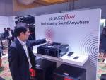 Cận cảnh hệ thống âm thanh Music Flow tại LG InnoFest 2015