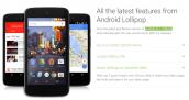Android 5.1 bất ngờ xuất hiện trên smartphone 100 USD của Google