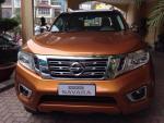 Cận cảnh Nissan Navara thế hệ mới tại Hà Nội