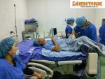 Chi tiết kỹ thuật chọc hút tinh trùng ở BV Phụ sản TƯ