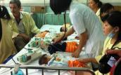 Hơn 130 trường hợp sốt phát ban nghi sởi
