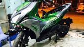 Dân Sài Gòn độ Honda Air Blade thành Z1000 cực độc