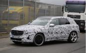 Toàn bộ dòng crossover của Mercedes sẽ được làm mới trong năm nay