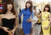 Kỷ lục số lần thay váy gây giật mình của mỹ nữ Việt