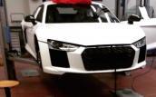 Liệu đây có phải là Audi R8 thế hệ mới