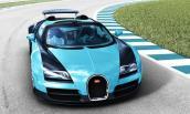 Siêu xe Bugatti Veyron cuối cùng sẽ ra mắt tại Geneva 2015