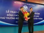 Chính thức bổ nhiệm Thứ trưởng Bộ TT&TT Phạm Hồng Hải