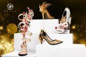 Bộ sưu tập giày Dolly Long Lân Quy Phụng đón năm mới