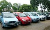 Dịch vụ cho thuê xe ô tô tự lái đi chơi Tết đắt khách