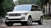 Hàng hiếm Range Rover về tới Việt Nam