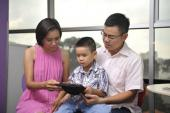 Mầm non - lứa 'tuổi vàng' học ngoại ngữ