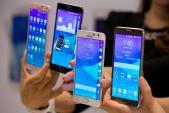 Smartphone cao cấp của Samsung dùng kim loại, màn hình 3 mặt