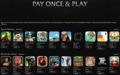 Apple quảng bá các game hay, không bắt mua hàng trong ứng dụng