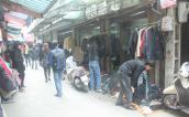 HN: Shop thời trang lưa thưa khách mua ngày cận tết