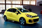 Hé lộ bản nâng cấp Kia Rio 2016 tại Chicago Auto Show