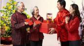 Choáng váng vì món quà lì xì lúc giao thừa của bố mẹ chồng