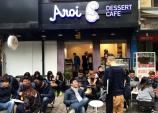 Ngày Tết, tụ tập ở quán dessert mới nổi gần trường Việt Đức