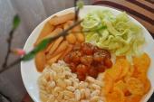 Thực phẩm ngày Tết cực hại cho mẹ bầu