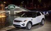 Land Rover trình làng Sport Discovery Launch Edition tại thị trường Mỹ