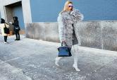 Tín đồ xúng xính áo lông trẩy hội thời trang New York