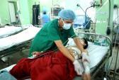 Cứu sống bệnh nhân bị đâm thủng phổi