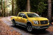 Nissan Titan 2016 với khả năng tiết kiệm nhiên liệu ấn tượng