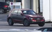 Mercedes-Benz GLK thế hệ mới lột xác hoàn toàn