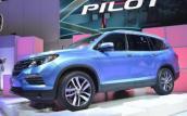 Honda ra mắt crossover cỡ trung Pilot thế hệ mới