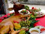 Ăn thịt dê cầu tài lộc, có sức khỏe dồi dào?