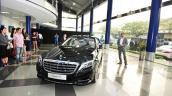 50 người Việt đặt mua Mercedes-Maybach S600 10 tỷ đồng