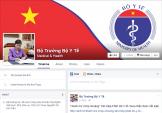 Bộ trưởng Bộ Y tế nhận phản ánh của người dân qua Facebook