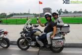 Cận cảnh quái thú BMW xuyên Việt