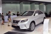 Thuế giảm, giá xe Lexus giảm tới 181 triệu