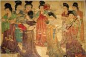 Sự thật ít biết về cung nữ trong hậu cung nhà Đường