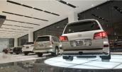 Lexus giảm cả trăm triệu tại Việt Nam nhờ thuế NK