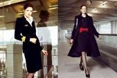 Những bộ đồng phục hàng không đẹp nhất thế giới