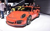 Porsche 911 GT3 RS chính thức xuất hiện tại Geneva