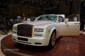 Rolls-Royce Serenity – Xe Âu mang văn hóa Á