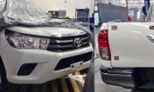 Toyota Hilux 2015 bí ẩn thu hút người hâm mộ