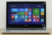Bộ đôi laptop Asus TP500LA với nhiều trang bị tiện ích