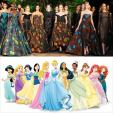 10 bộ đầm lấy cảm hứng từ công chúa Disney